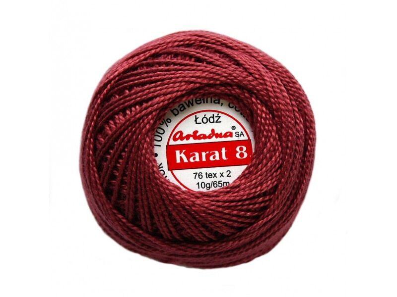 Fir bumbac Karat, 65m  (0698)
